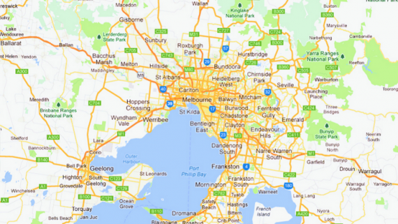 Melbourne Forensic Cleaning Service Areas
