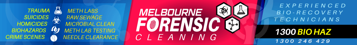 Melbourne Forensic Cleaning