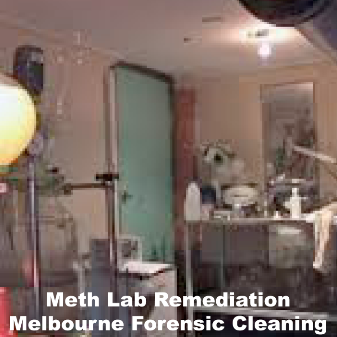 Meth Lab Remediation