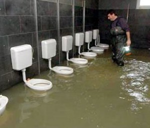 The difference of cleaning up a sewage issue properly and improperly can cost people their health